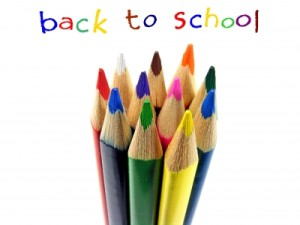 Just Roll With It – Back To School